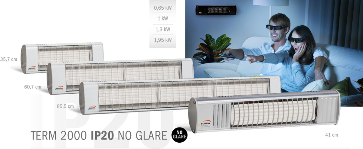 dunkelstrahler no glare infrarotkurzwellen technologie. Black Bedroom Furniture Sets. Home Design Ideas