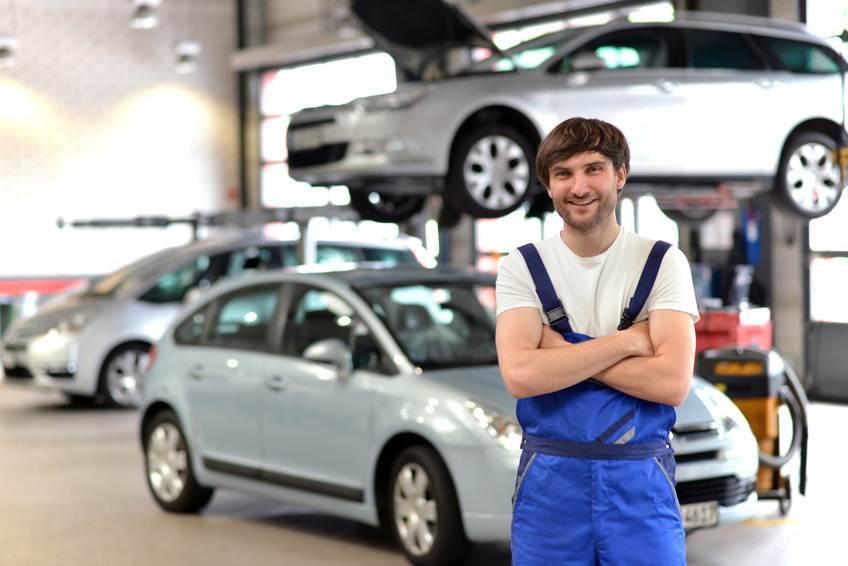 Werkstatt- und Garagenheizung
