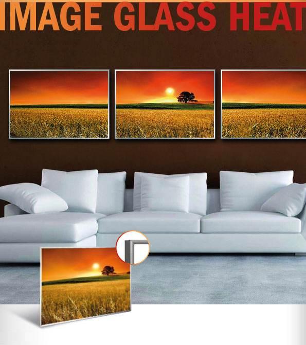 Image-Glass-Heat-Anwendung