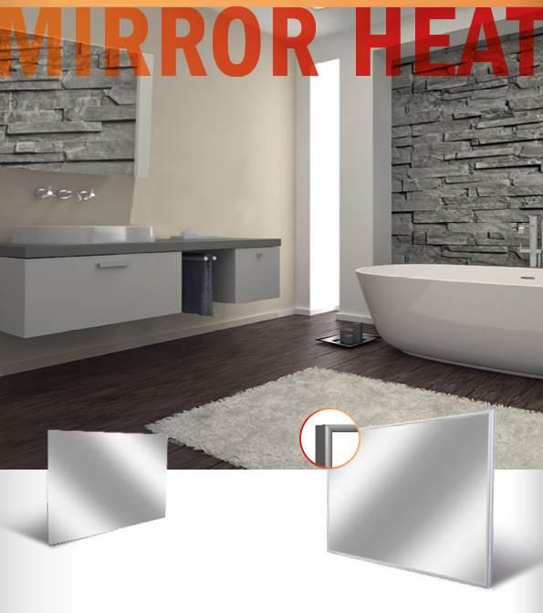 Mirror-Heat-Anwendung