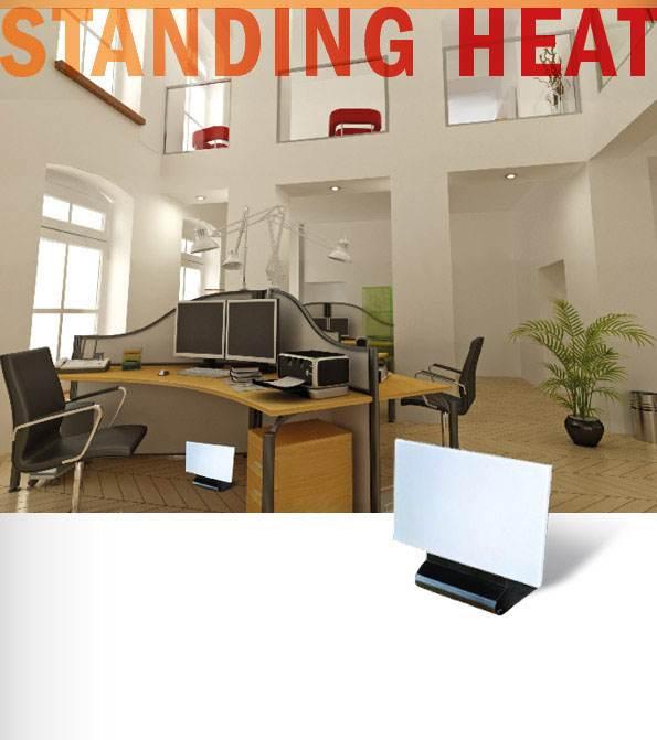 Standing-Heat-Anwendung