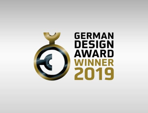 BURDA Perfectclime® awarded with the GERMAN DESIGN AWARD 2019