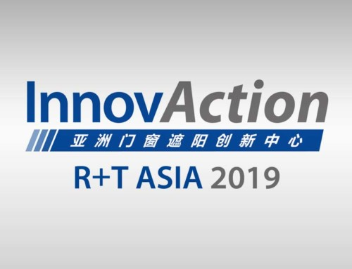 Galerie: BEST OF BEST InnovAction Award R+T ASIA 2019