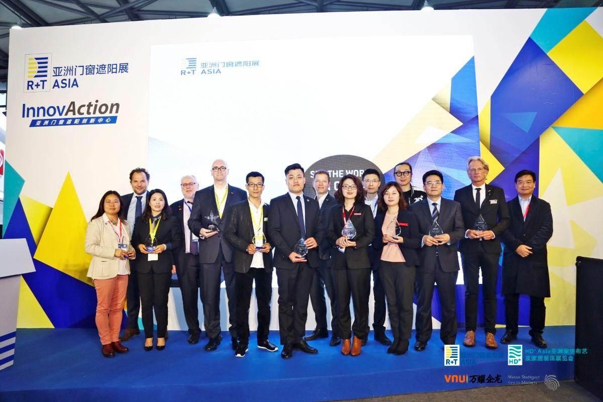 Preisverleihung-InnovAction-Award-R+TASIA-2019-Gruppenbild