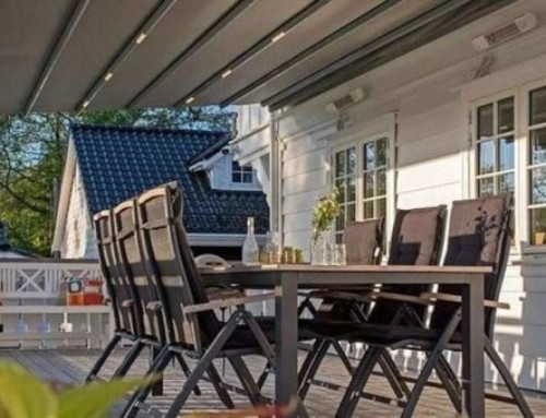 Tipps für die Terrassengestaltung mit Heizstrahler