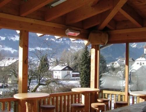 Gastronomen rüsten auf in Österreich und der Schweiz!