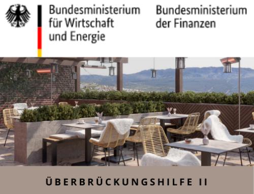 Aufgepasst: Fördermittel für Heizstrahler-Investitionen