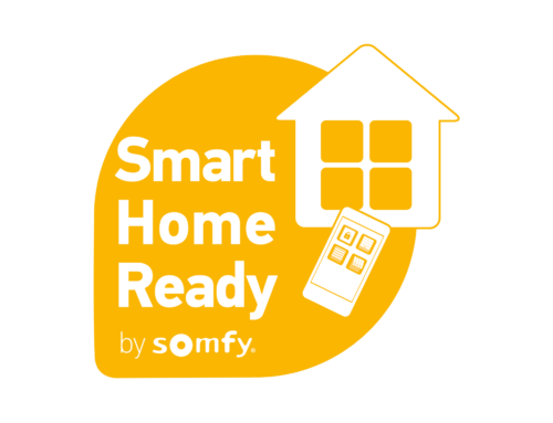 Burda Heizstrahler Smart Home Ready by Somfy