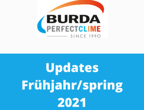 Updates spring 2021